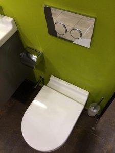 Badumbau WC
